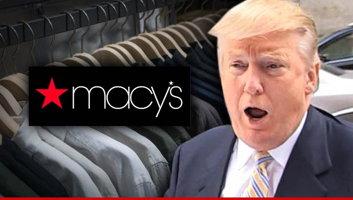 Macy S Yanks Donald Trump Clothing Line From Stores Nessa On Air
