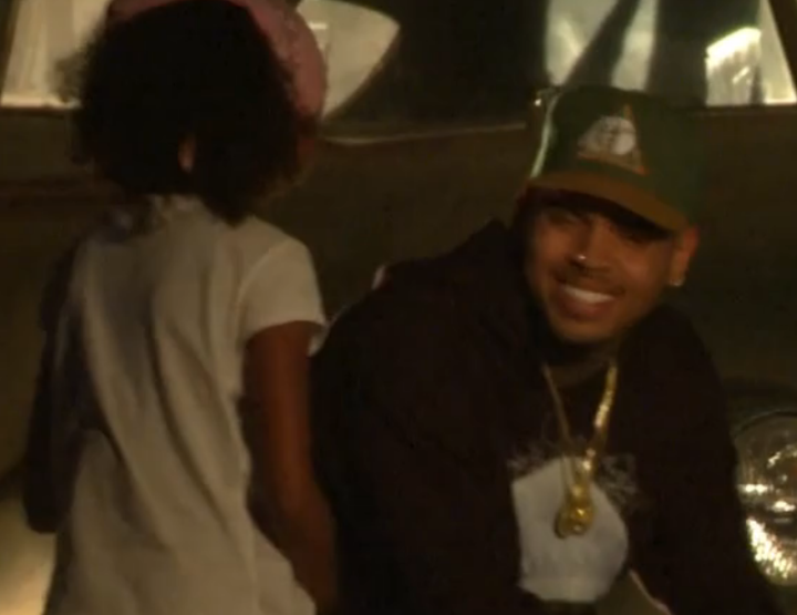 Chris Brown & French Montana Gets Punk'd