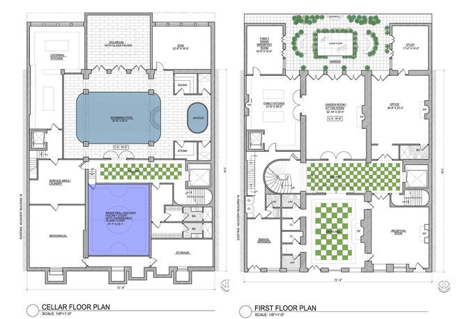 The floorplan to your 120m new york mega mansion nessa Mega mansion floor plans