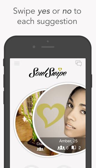 SoulSwipe - Black Dating App