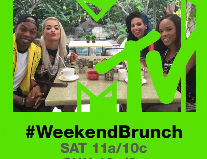 VMA Brunch Weekend with Nessa, Todrick Hall, Rita Ora & Serayah