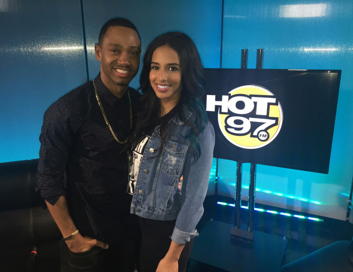 Terrence J Speaks On Sean John Campaign, Choosing TV vs Film & Reveals He's Single! [VIDEO]