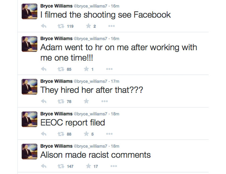 Shooter Posts Footage of Act Online