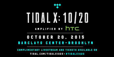 Tidal is Throwing a Huge Concert for getting 1 Million subscribers!