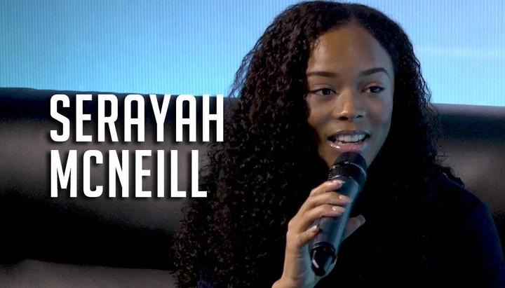 Serayah McNeill Talks Working w/ Taylor Swift, 'Empire' + New Single! [VIDEO]