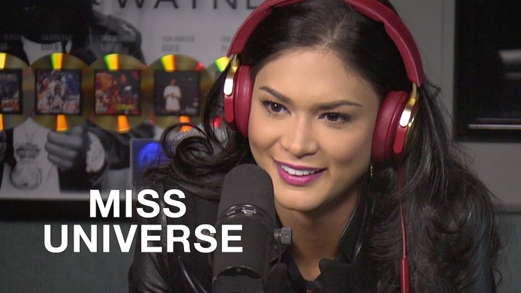Miss universe on winning what s next amp getting dm s from james franco