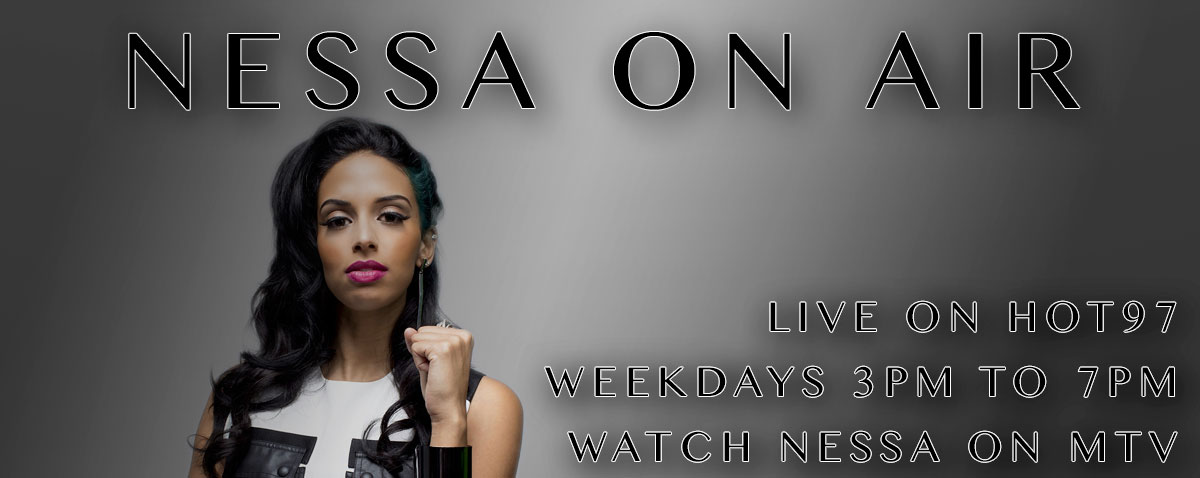 Nessa On Air