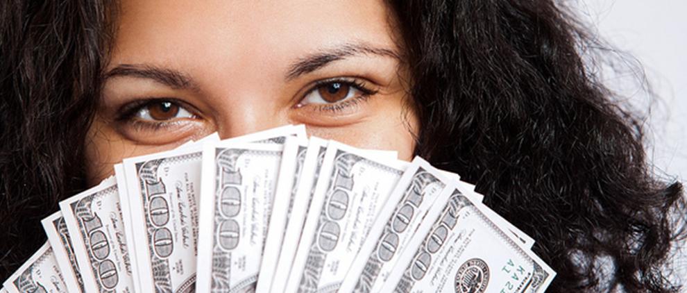 woman-money