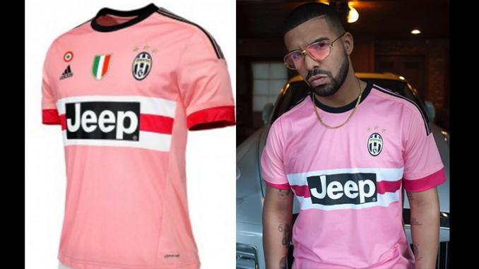 Drake Pink Shirt