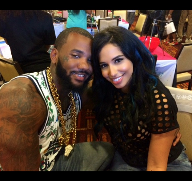The Game on his Reality Show, 'Documentary 2' and Scott