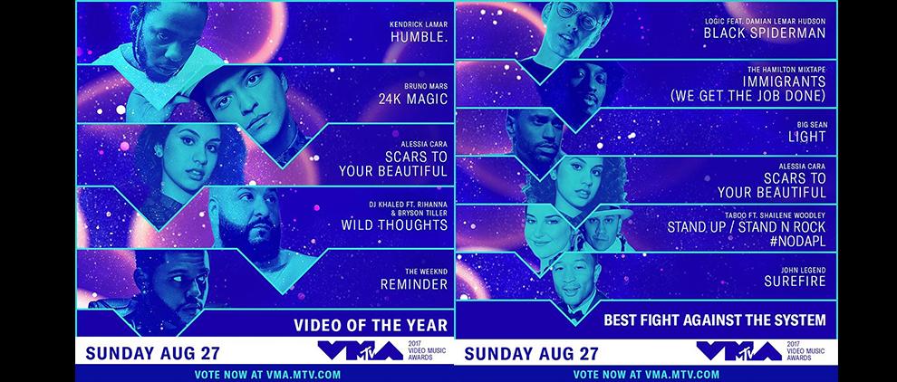 MTV-VMA's